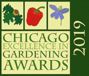 Chicago Excellence in Gardening Awards